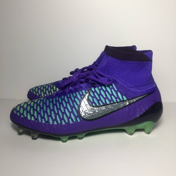 Nike MagistaX Proximo IC Black/Volt/Racer Blue www